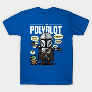 The Mandalorian Polyglot T-Shirt