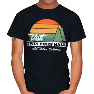 VISIT TWIN PINES T-Shirt