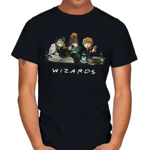 Harry Potter WIZARDS T-Shirt
