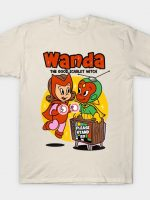 Wanda the Good Little Scarlet Witch T-Shirt