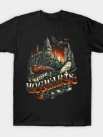 World of the Wizards T-Shirt