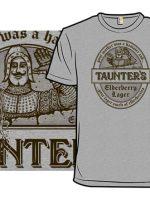 Your Lager Smelt of Elderberries T-Shirt