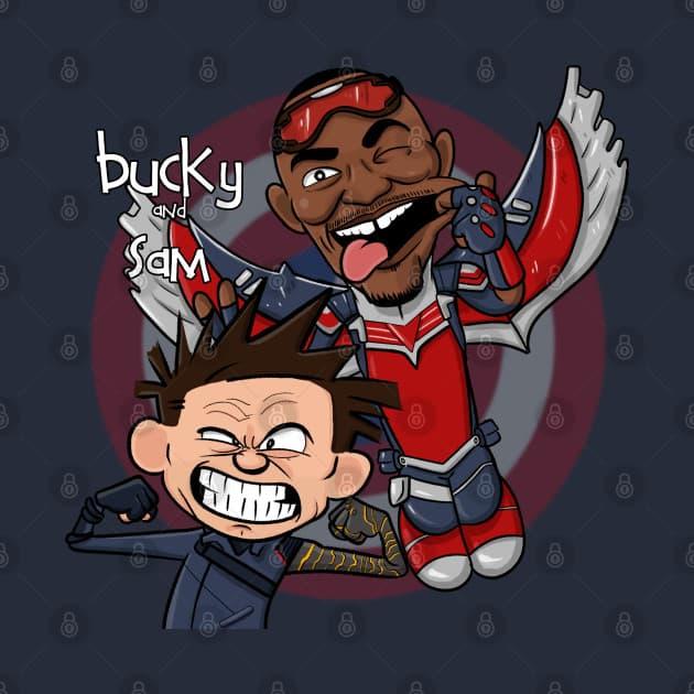 Bucky & Sam