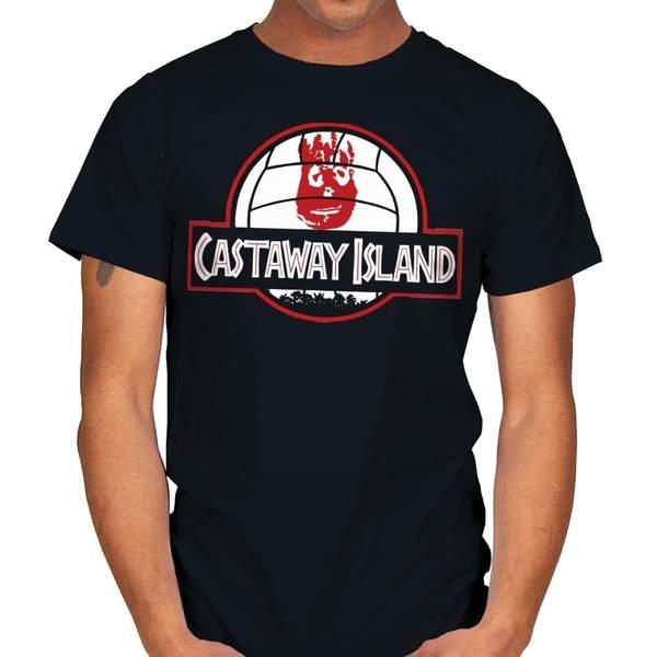 CAST AWAY ISLAND T-Shirt
