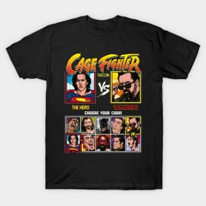 Cage Fighter 2 Turbo T-Shirt