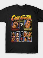 Cage Fighter - Conair Tour Edition T-Shirt