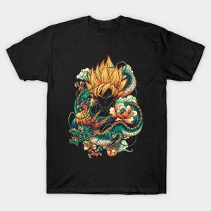 Colorful Dragon T-Shirt