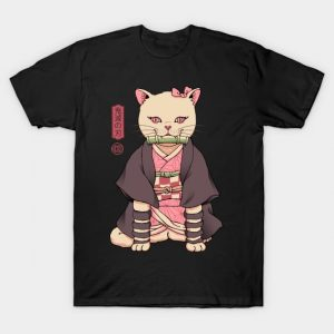 Demon Cat Girl T-Shirt