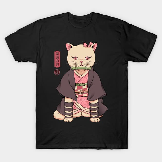 Demon Cat Girl T-Shirt