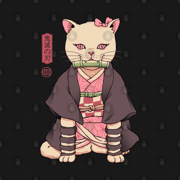 Demon Cat Girl