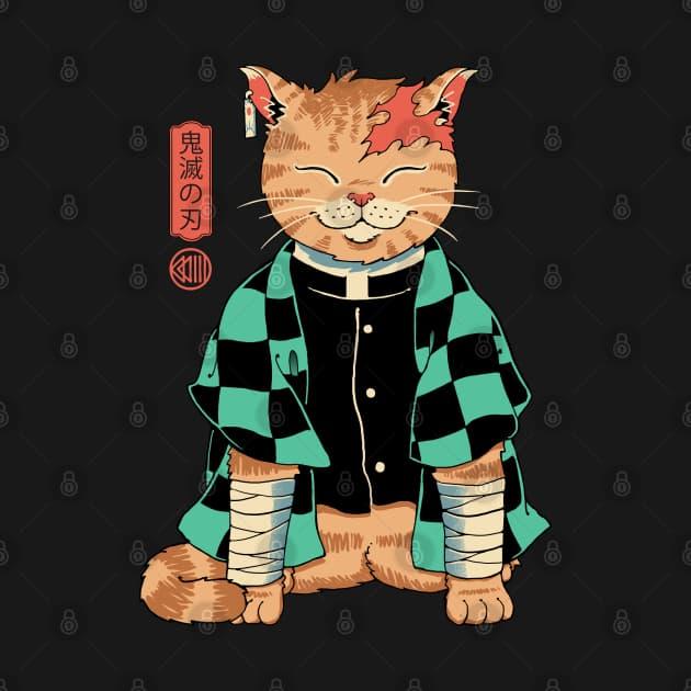 Demon Slayer Cat