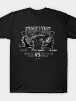 Fighting Monsters T-Shirt