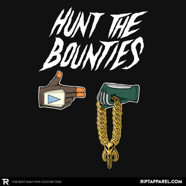 HUNT THE BOUNTIES
