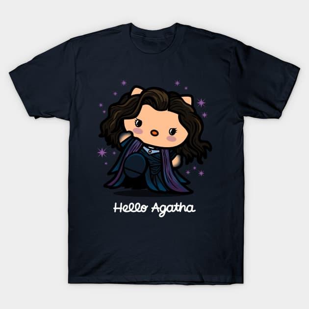 Hello Agatha T-Shirt