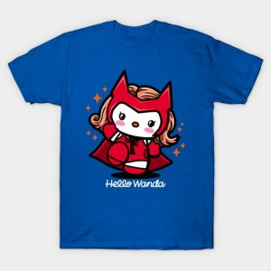 Hello Wanda T-Shirt