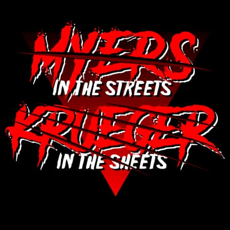 Horror in the Streets (V.2) T-Shirt