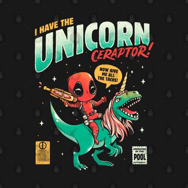I Have The Unicornceraptor