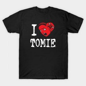 I Heart Tomie T-Shirt