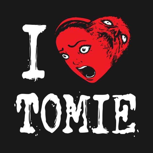 I Heart Tomie