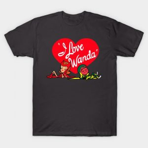 I Love Wanda T-Shirt