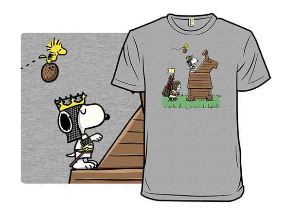 It's the Great Quest! T-Shirt