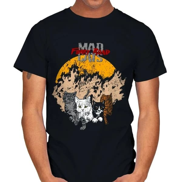 MAD CATS T-Shirt