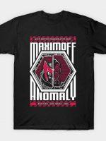 Maximoff Anomaly Commemorative T-Shirt