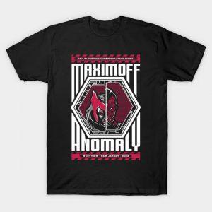 Maximoff Anomaly Commemorative WandaVision T-Shirt