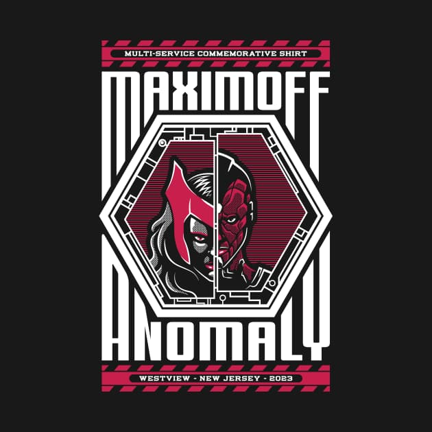 Maximoff Anomaly Commemorative