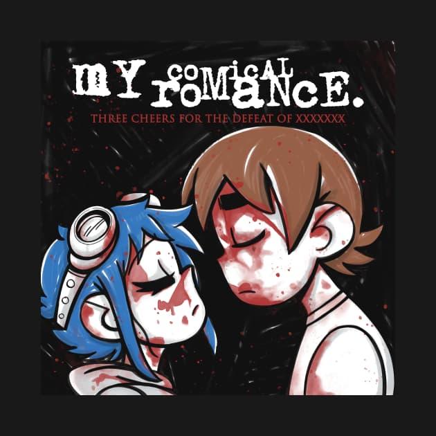 My Comical Romance