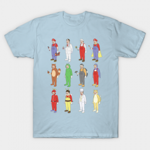 SUPER COSPLAY BRO T-Shirt