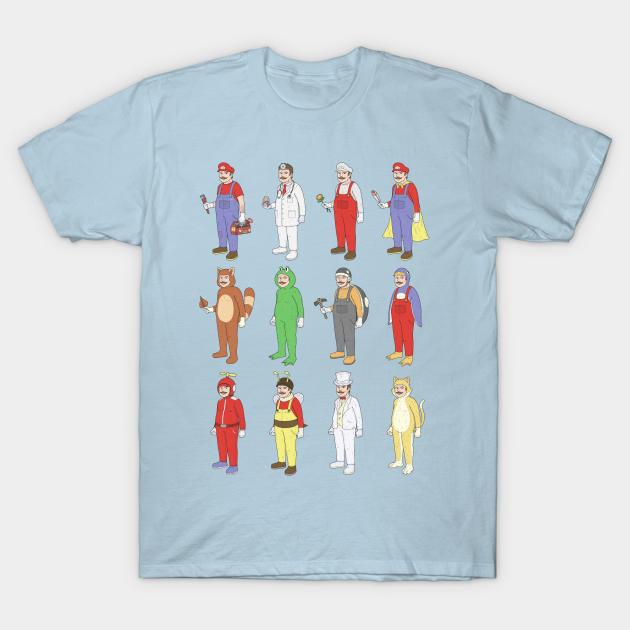 SUPER COSPLAY BRO T-Shirt