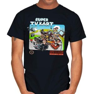 SUPER TV KART T-Shirt