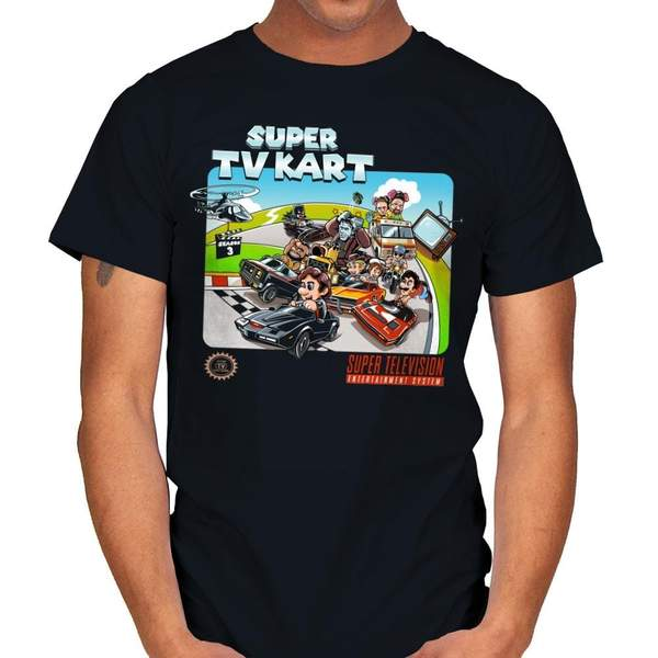 SUPER TV KART T-Shirt