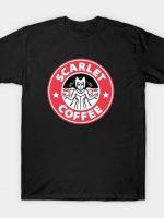 Scarlet Coffee T-Shirt