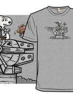Scruffy Smugglers and Pirates T-Shirt