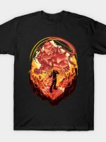 Steel Armor Alchemist T-Shirt