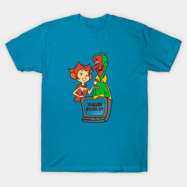 WandaVision T-Shirt