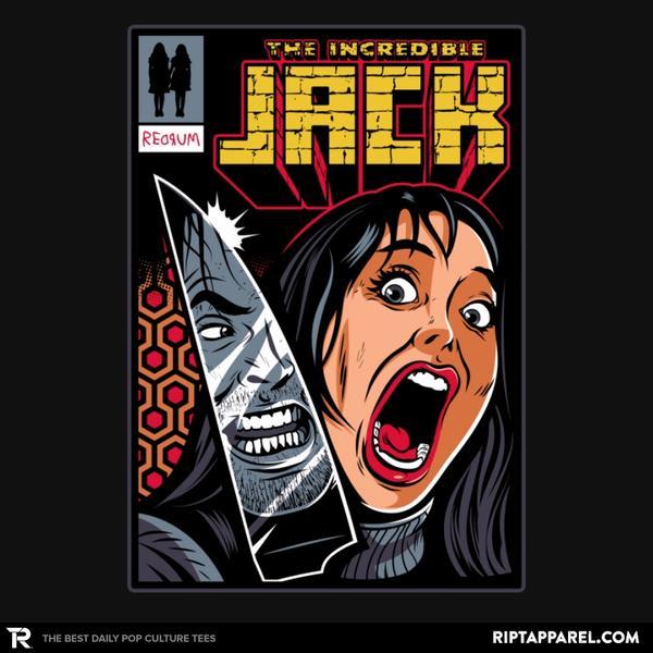 THE INCREDIBLE JACK