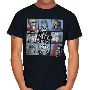 THE VILLAIN BUNCH T-Shirt