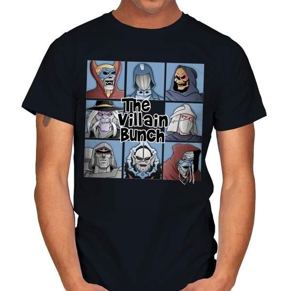 THE VILLAIN BUNCH T-Shirt