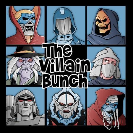 THE VILLAIN BUNCH
