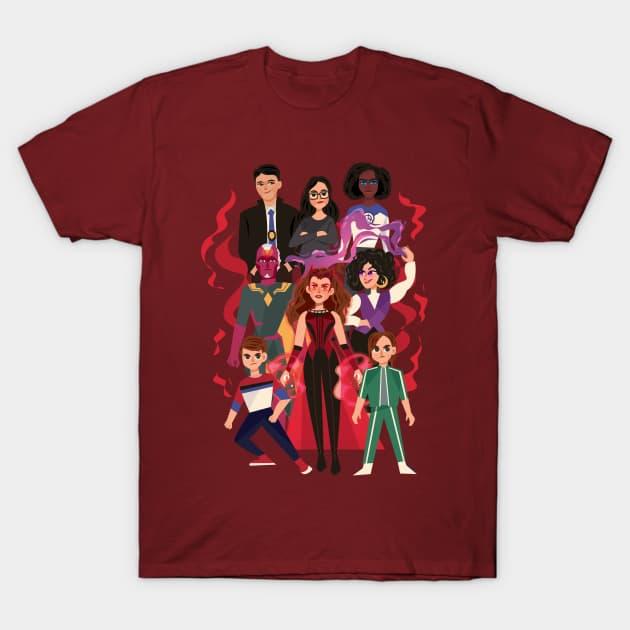 Team Hex T-Shirt