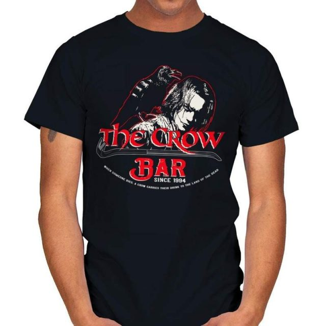 The Crow Bar T-Shirt