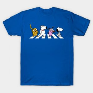 Pop Culture Dogs T-Shirt