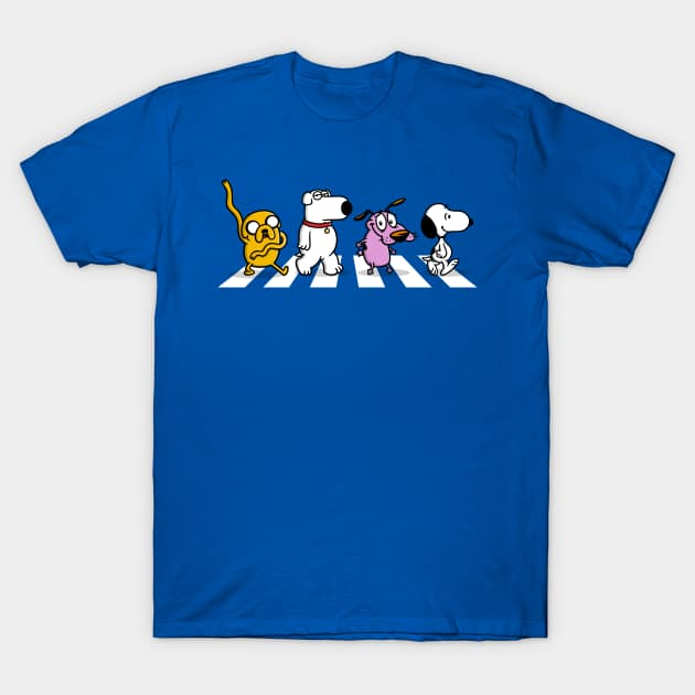 Pop Culture Dogs T-Shirt