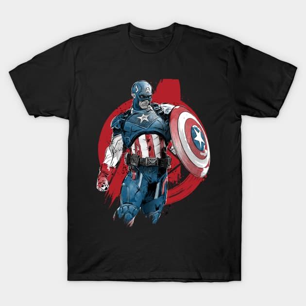 The First Avenger T-Shirt
