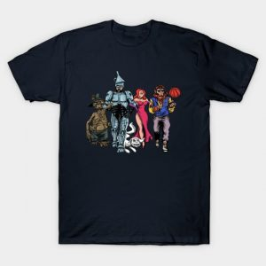 The Wizard of 80s T-Shirt