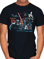 VISIT A SPACE STATION T-Shirt