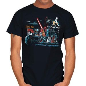 Visit the Death Star T-Shirt